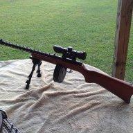 Rimfire rifleman